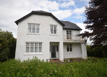 Thumbnail 5 bedroom detached house for sale in Llandre, Bow Street