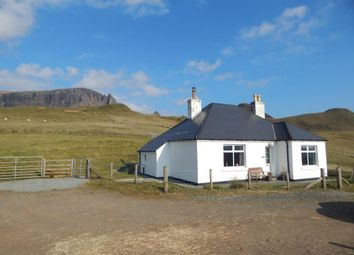 Thumbnail 3 bed detached bungalow for sale in Sartle, Staffin, Isle Of Skye