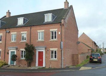 Thumbnail 3 bedroom town house to rent in Trafalgar Way, Diss, Norfolk