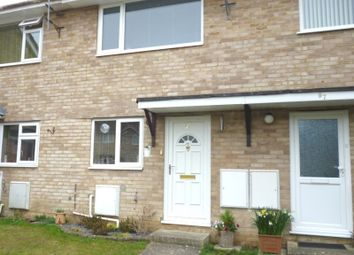Thumbnail 2 bed terraced house to rent in Jubilee Road, Corfe Mullen, Wimborne
