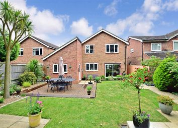 Thumbnail 5 bed detached house for sale in Inverness Avenue, Fareham, Hampshire