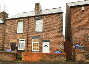 Thumbnail 2 bedroom end terrace house for sale in Stone Street, Mosborough, Sheffield