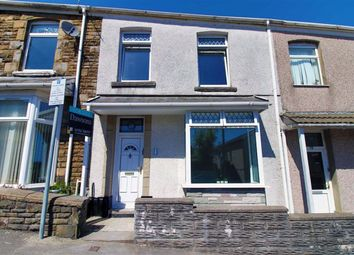 Thumbnail 3 bed terraced house for sale in Banwell Street, Morriston, Swansea