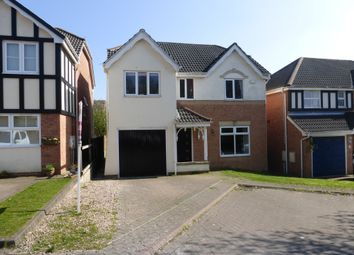 Thumbnail 4 bed detached house for sale in Bridle Stile Gardens, Mosborough, Sheffield