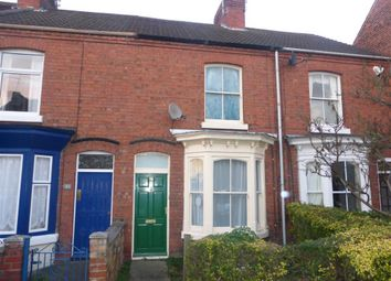 Thumbnail 2 bed terraced house to rent in Grove Lane, Retford