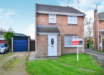 Thumbnail 3 bed detached house for sale in Spa Close, Sutton-In-Ashfield, Nottinghamshire, Notts