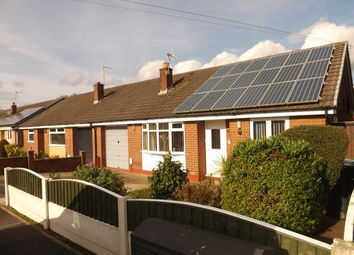 Thumbnail 3 bed bungalow for sale in Shakespeare Grove, Warrington, Cheshire