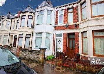 3 bed terraced house for sale in Arabella Street, Roath, Cardiff CF24