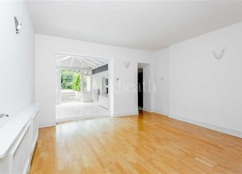 Thumbnail 3 bed flat for sale in Cleve Road, South Hampstead, London