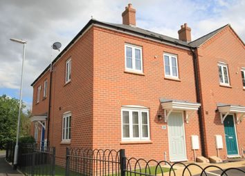 Thumbnail 2 bed end terrace house to rent in Bridge View, Shefford