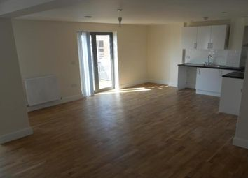 Thumbnail 2 bed flat to rent in Station Road, Ashford Business Park, Sevington, Ashford