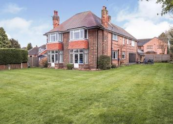 Thumbnail 5 bed detached house for sale in Watnall Road, Hucknall, Nottingham, Nottinghamshire