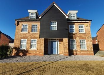Thumbnail 5 bed detached house to rent in Albus Close, Milton Keynes