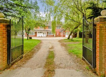 Thumbnail 12 bed detached house for sale in Great Ellingham, Attleborough, Norfolk