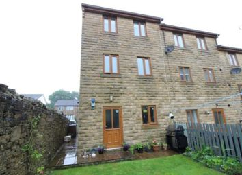 Thumbnail 3 bed terraced house for sale in Calton Road, Keighley