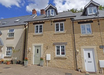 Thumbnail 3 bed end terrace house for sale in Manor Gardens, Wincanton