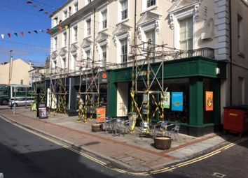 Thumbnail Commercial property for sale in Wellington Street, Teignmouth, Devon