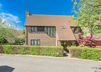 Thumbnail 4 bed detached house for sale in Wood Lane, Great Linford, Milton Keynes