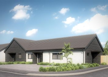 Thumbnail 1 bed terraced bungalow for sale in Hamilton Close, Great Plumstead, Norwich