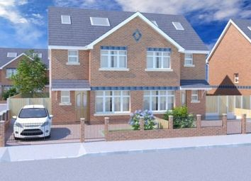 Thumbnail 4 bed semi-detached house for sale in Knightsbridge Road, Manchester