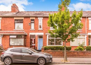 Thumbnail 3 bedroom terraced house for sale in Henrietta Street, Old Trafford, Manchester, Greater Manchester