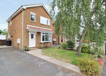 Thumbnail 3 bed detached house for sale in Farndale Road, Knaresborough