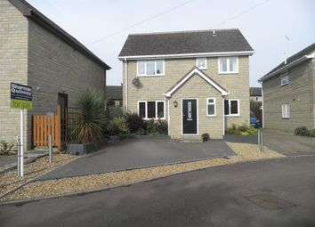 Thumbnail 3 bed detached house for sale in Watson Close, Oundle, Peterborough