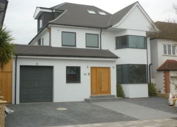 Thumbnail 5 bedroom detached house to rent in Crespigny Road, Hendon