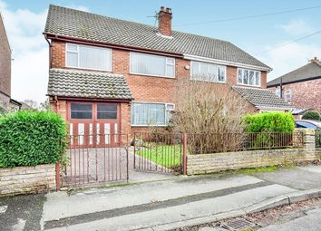 Thumbnail 3 bed semi-detached house for sale in Victoria Road, Sale