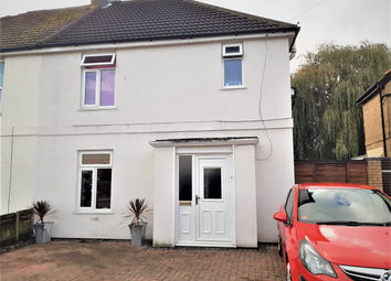Thumbnail 3 bed semi-detached house for sale in Blighmont Crescent, Southampton