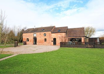Thumbnail 4 bed detached house for sale in The Avenue, Peplow, Market Drayton