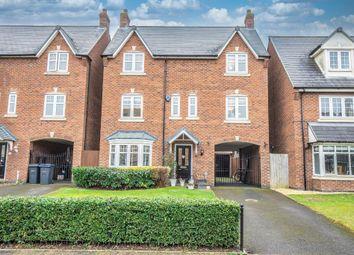 Cardinal Close, Edgbaston, Birmingham B17. 4 bed detached house for sale