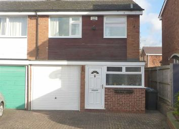 Thumbnail 3 bedroom semi-detached house for sale in Spire Bank, Southam