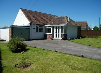 Thumbnail 2 bed detached bungalow to rent in School Lane, Old Somerby, Grantham
