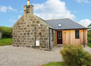 Thumbnail 2 bed cottage for sale in Glenkindie, Alford, Aberdeenshire