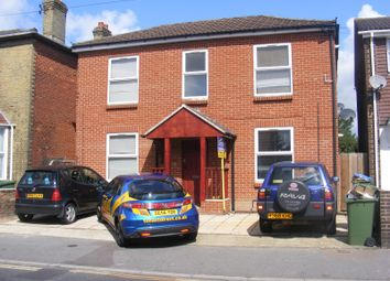Thumbnail 2 bedroom flat to rent in Lodge Road, Portswood, Southampton