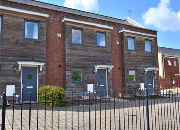 Thumbnail 2 bed terraced house for sale in Arlington Road, Brockworth, Gloucester