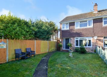 Thumbnail 3 bed semi-detached house for sale in Siskin Close, Ferndown