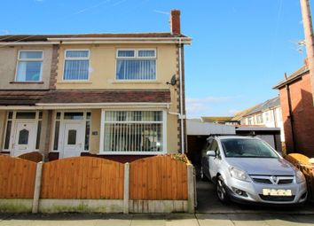 Thumbnail 4 bed semi-detached house for sale in Cambridge Road, Thornton-Cleveleys