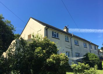 Thumbnail 2 bedroom flat for sale in Tregarth Place, Alverton, Penzance