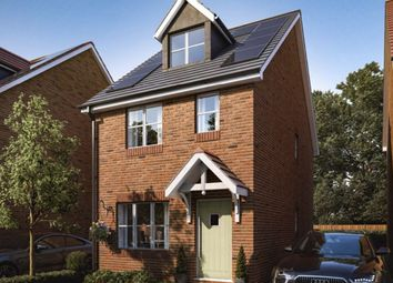 Thumbnail 3 bed detached house for sale in Plot 25, Sudbrook, Caldicot Ref#00011066