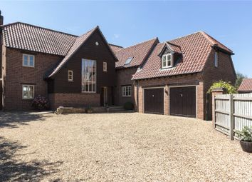 Thumbnail 6 bed detached house for sale in Cawthorpe, Bourne