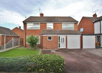 Thumbnail 5 bed detached house for sale in Malcolm Crescent, Bromborough, Wirral