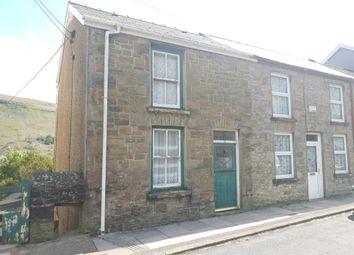 Thumbnail 2 bed end terrace house for sale in Wern Road, Ystalyfera, Swansea