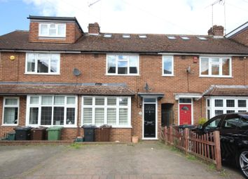 Thumbnail 3 bedroom terraced house for sale in Glemsford Drive, Harpenden, Herts