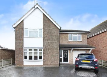 Thumbnail 3 bed detached house for sale in Convy Priors, Caister-On-Sea, Great Yarmouth