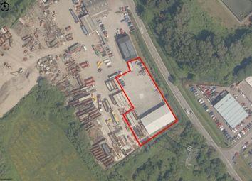 Thumbnail Industrial to let in Nash Road Logistics Depot, Newport