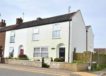 Thumbnail 3 bed end terrace house for sale in Main Road, Terrington St. John, Wisbech