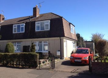 Thumbnail 2 bed maisonette for sale in Crowcombe Road, Taunton