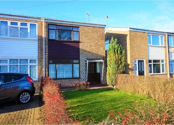 Thumbnail 2 bed semi-detached house for sale in Truro Close, Hull
